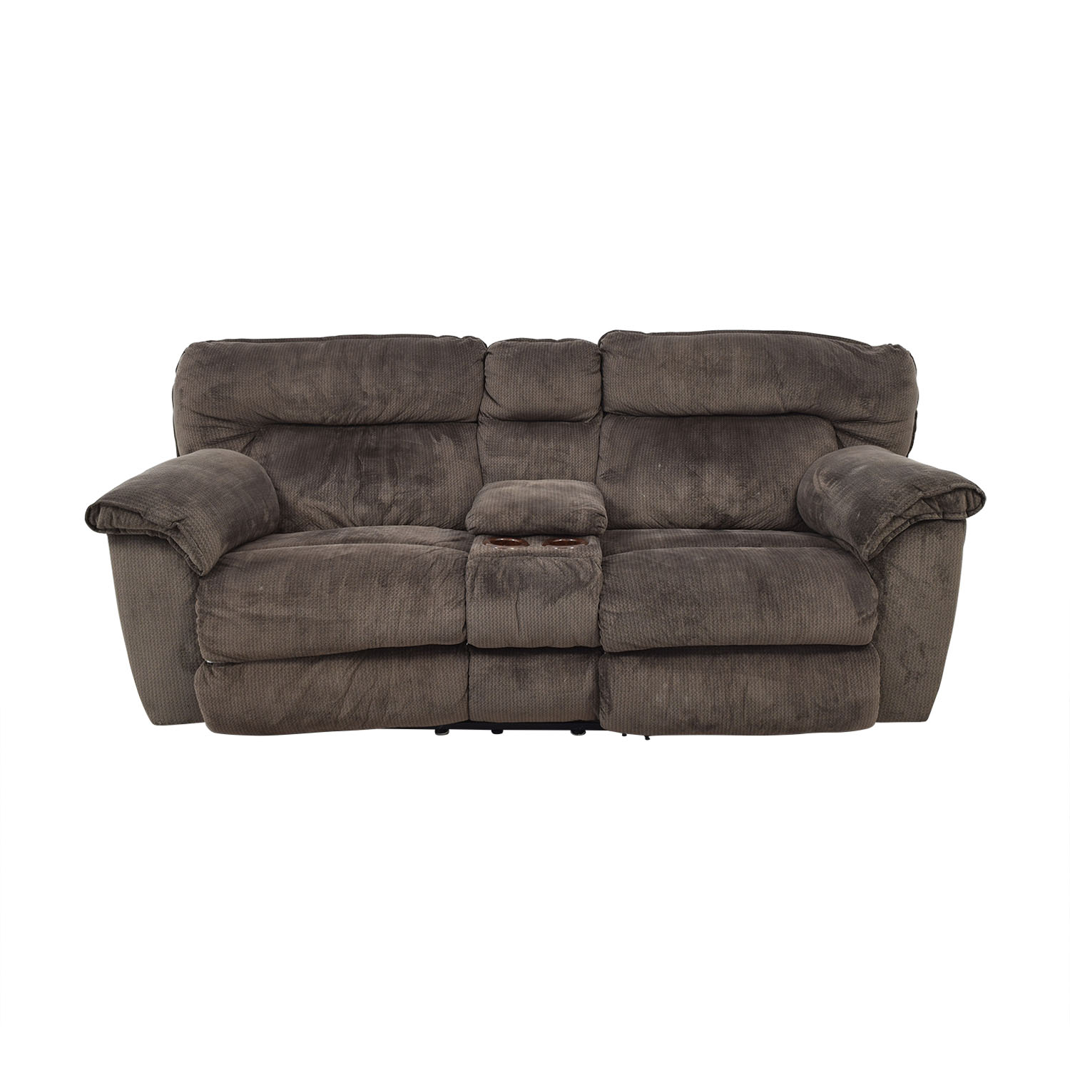 Two Seat Recliner Loveseat on sale