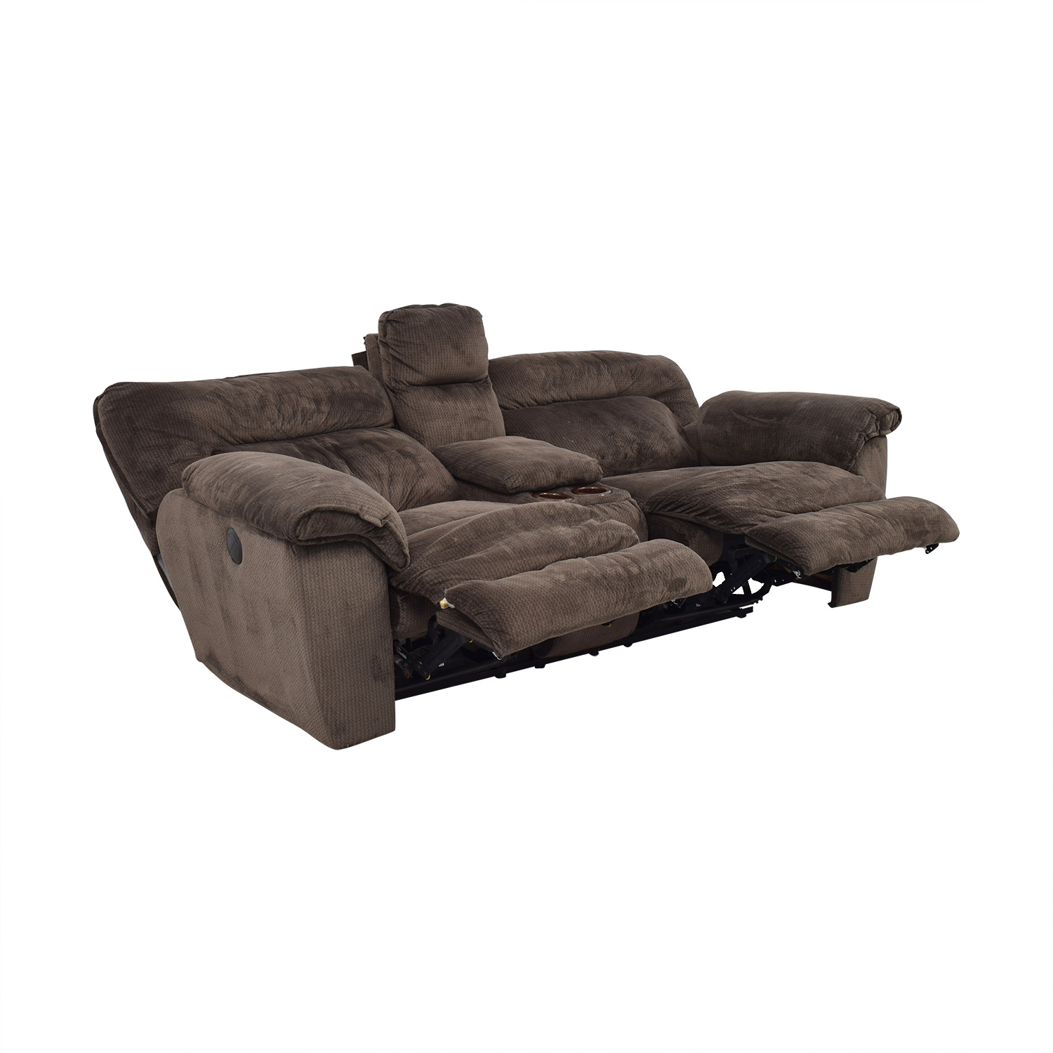 Two Seat Recliner Loveseat used