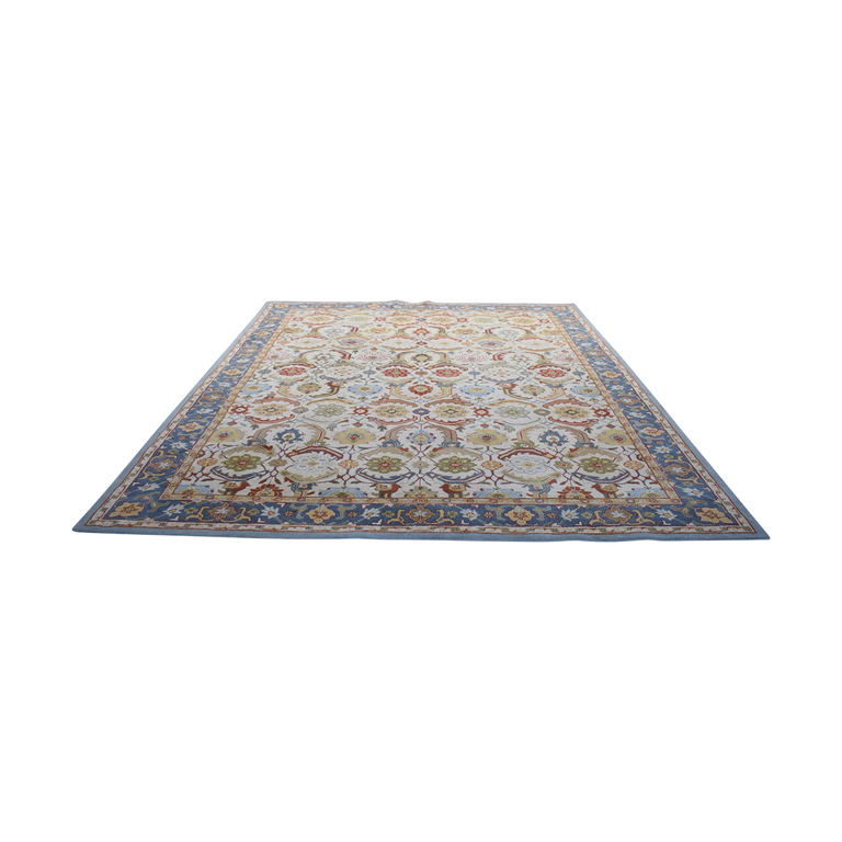 shop Pottery Barn Pottery Barn Eva Persian-Style Tufted Wool Rug online