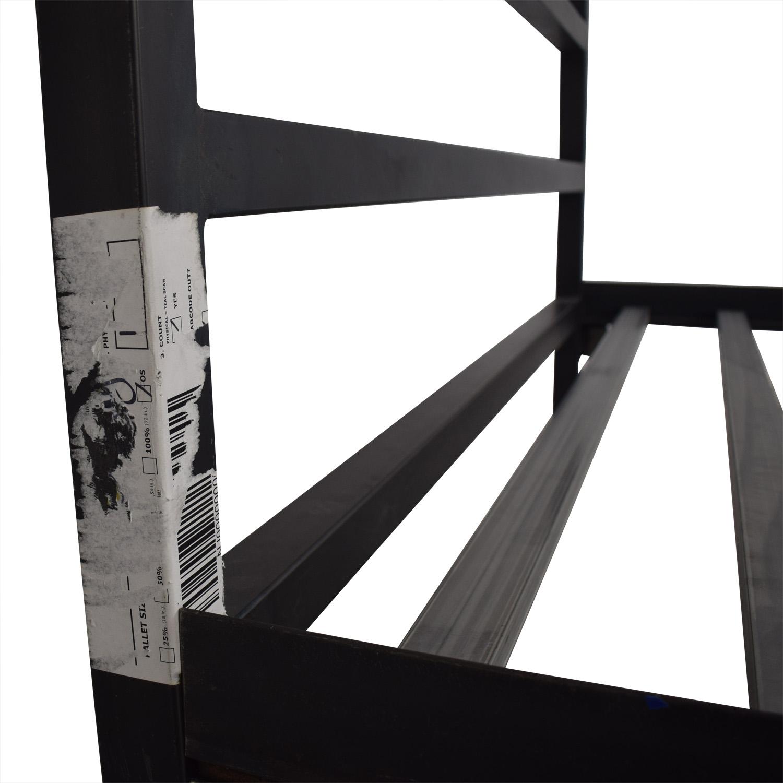 West Elm West Elm Queen Metal Bed Frame