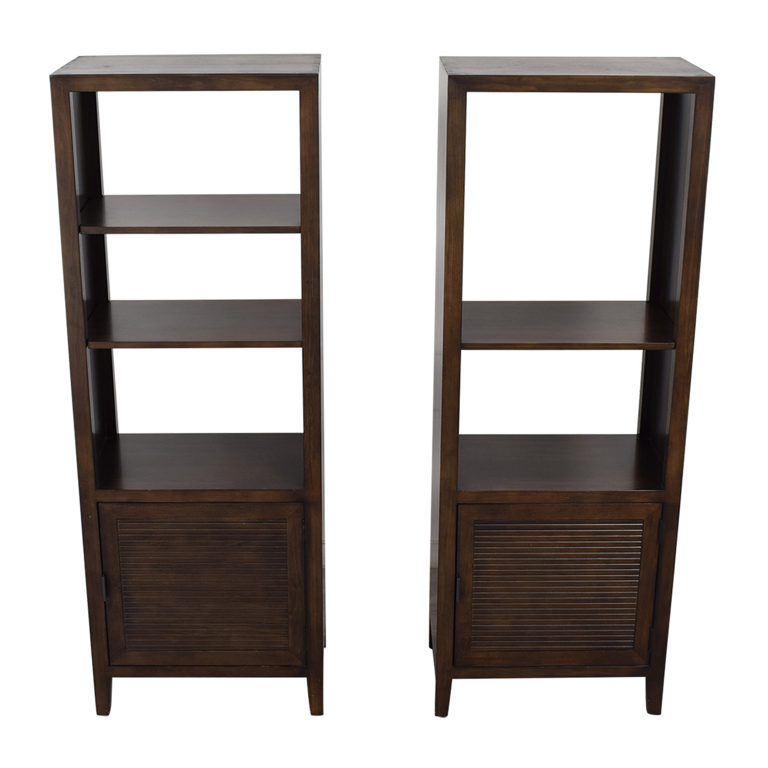Crate & Barrel Crate & Barrel Bookshelves Storage