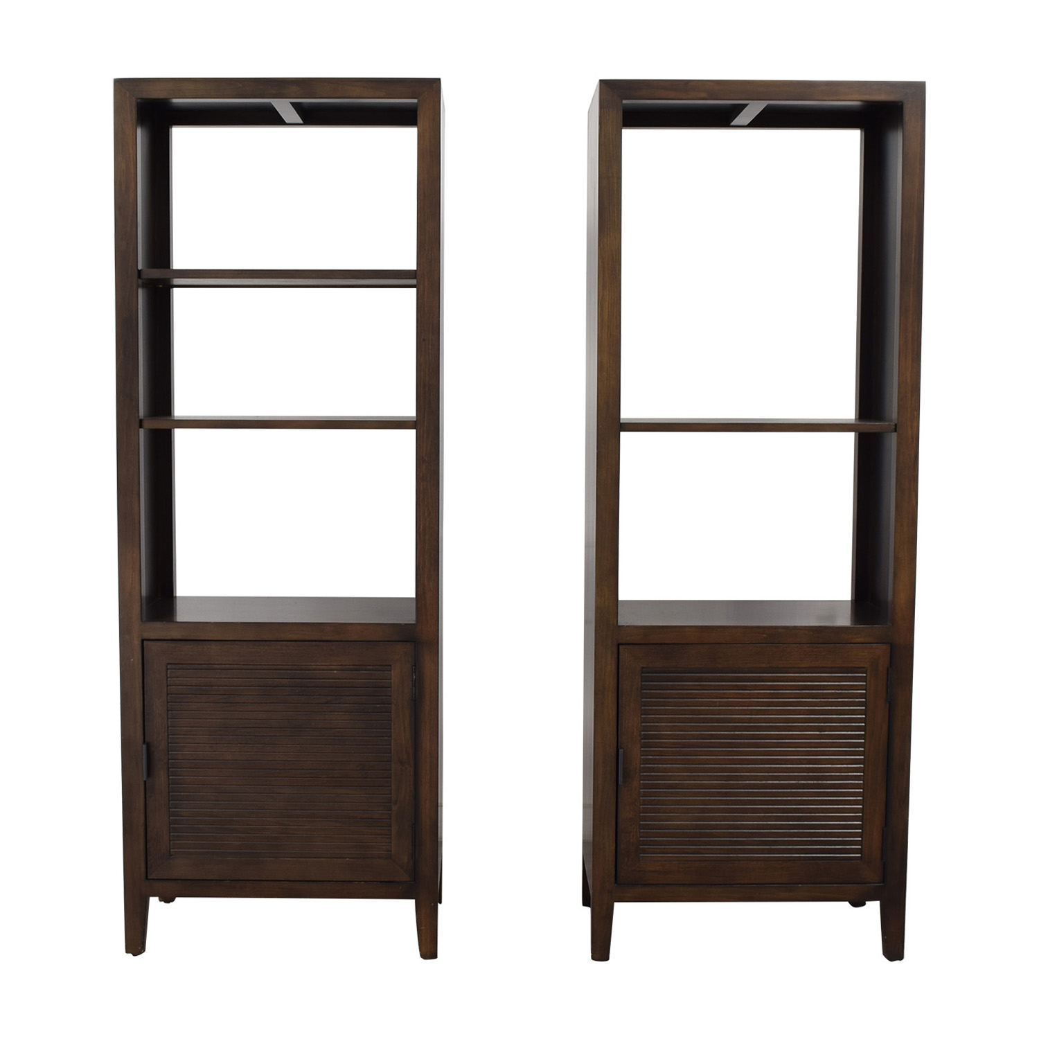 Crate & Barrel Crate & Barrel Bookshelves on sale