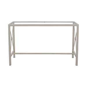 shop Overstock Overstock White Entry Table online