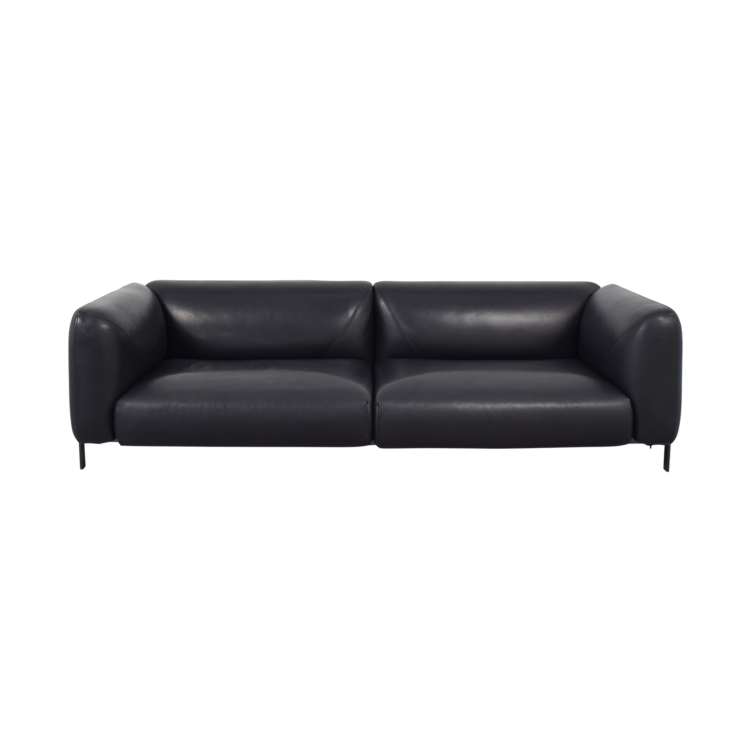 Roche Bobois Roche Bobois Lobby Large Three-Seat Sofa nj