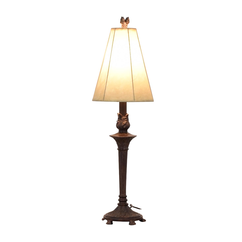 Bed Bath & Beyond Bed Bath & Beyond Brown Table Lamp Brown