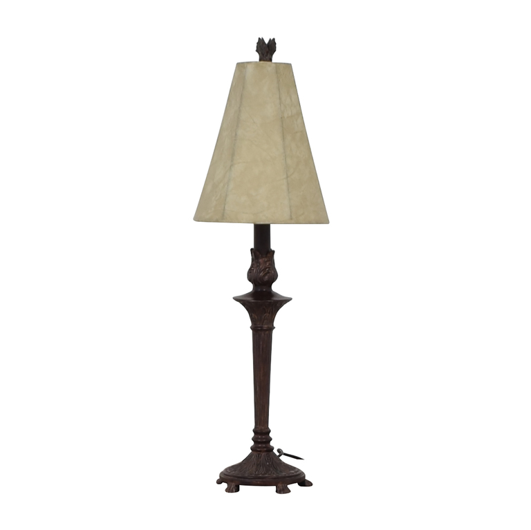 Bed Bath & Beyond Bed Bath & Beyond Brown Table Lamp second hand