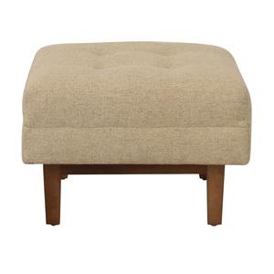 shop  Rowe Furniture Ethan Beige Tufted Ottoman online