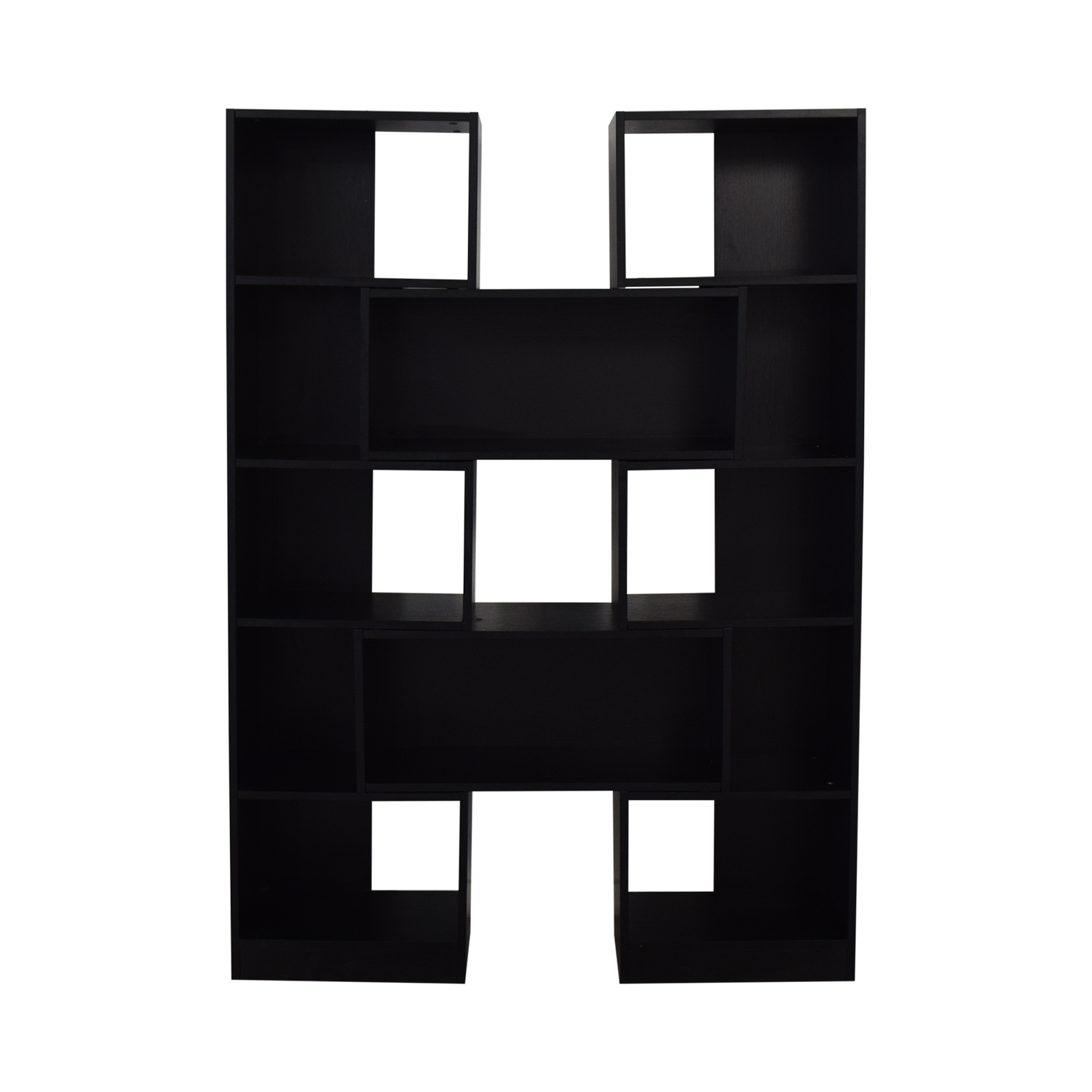 CB2 CB2 Black Expandable Bookcase price