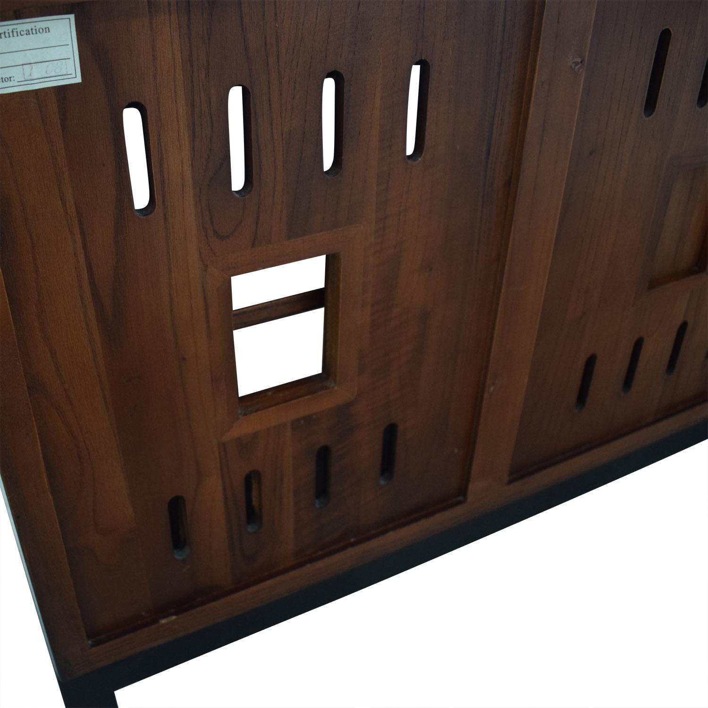 Room & Board Room & Board By Maria Yee Media Cabinet Storage