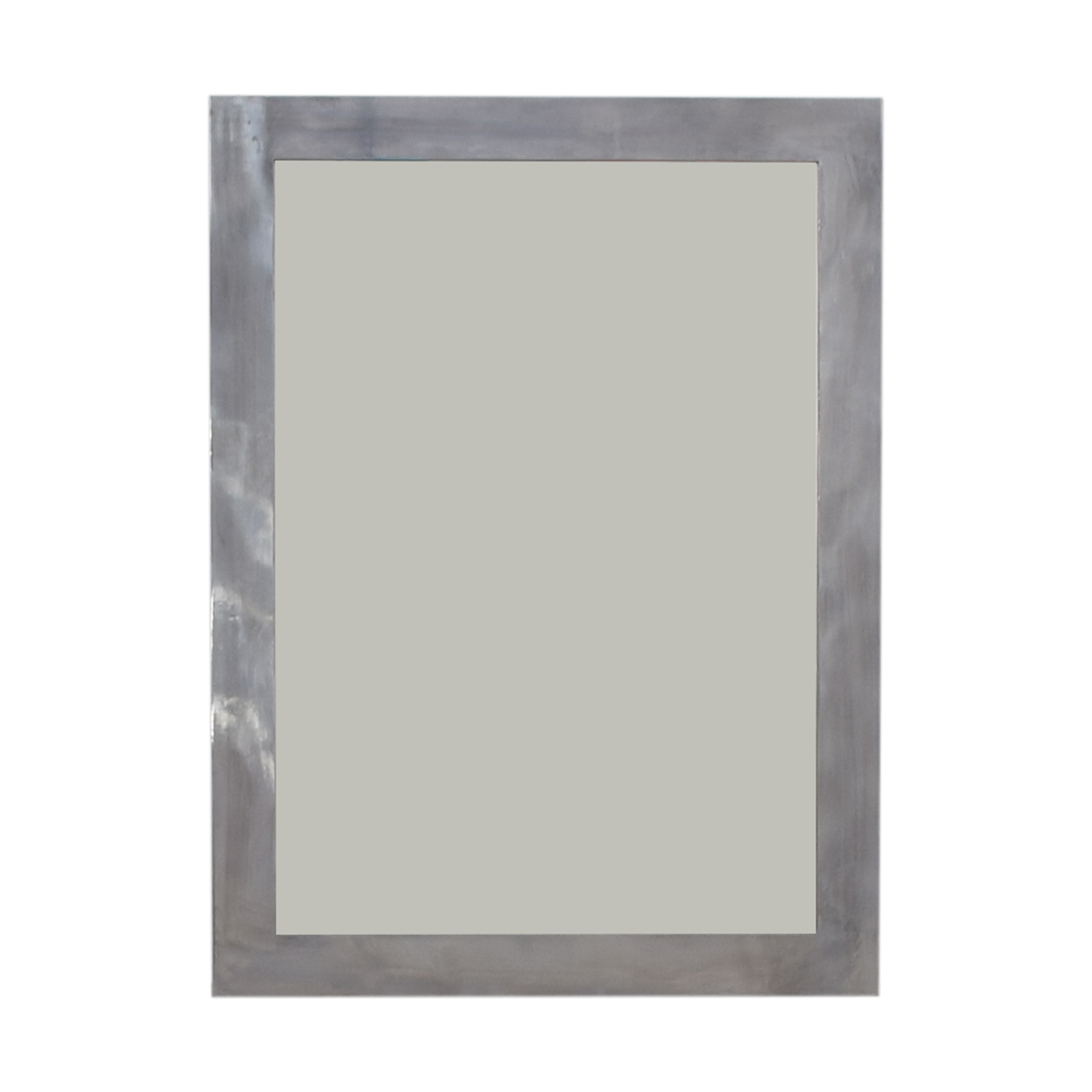 Silver Framed Wall Mirror coupon