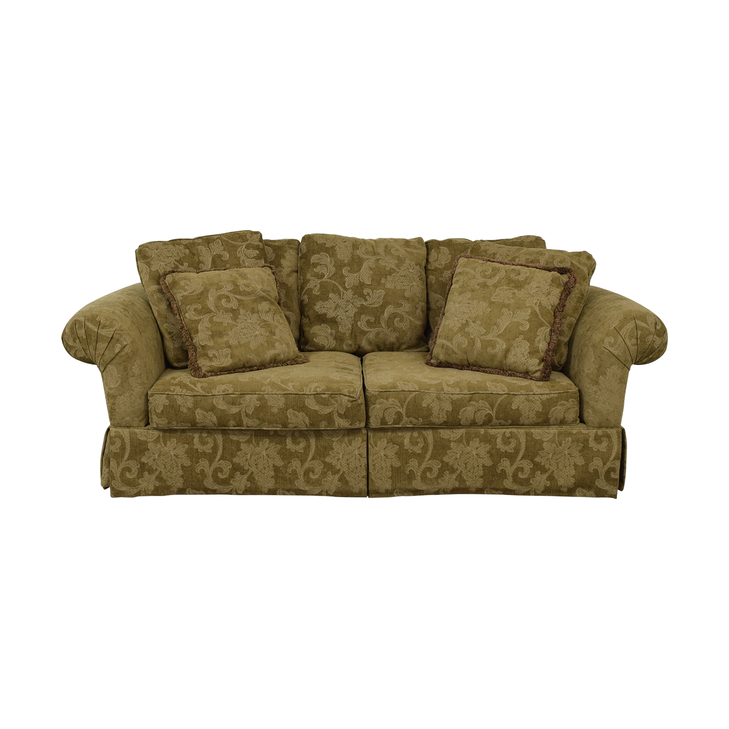 buy Alan White Brown Couch Alan White