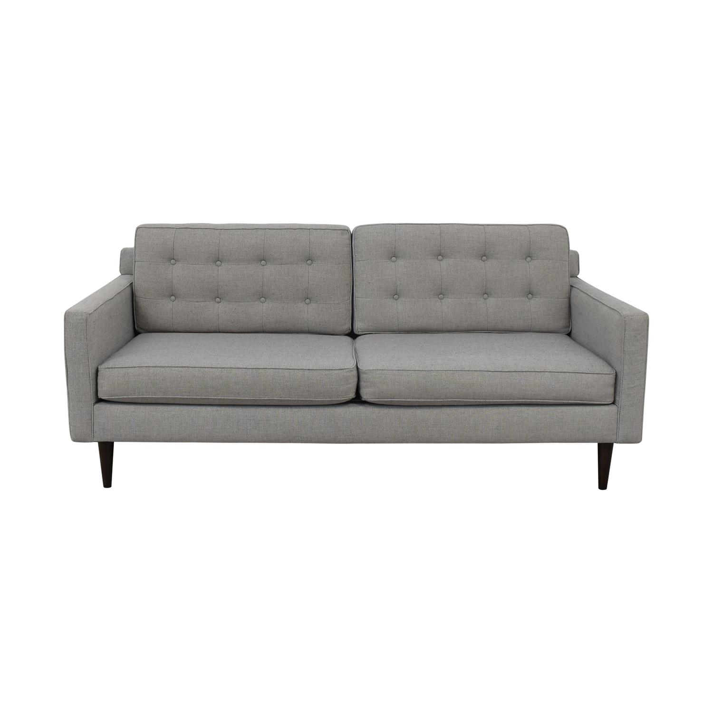 West Elm West Elm Drake Sofa on sale