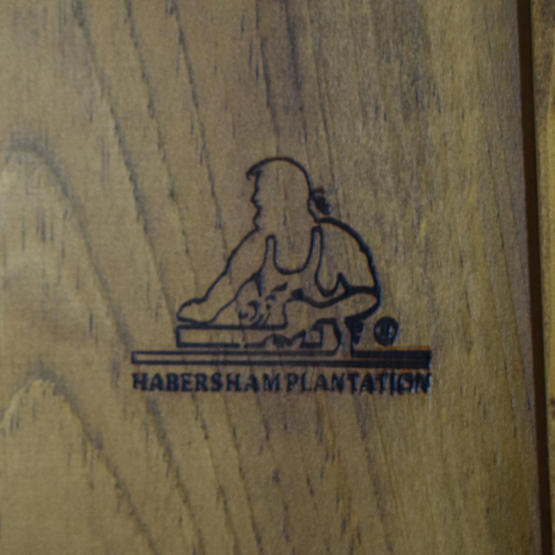 Habersham Habersham Antique Wardrobe dimensions