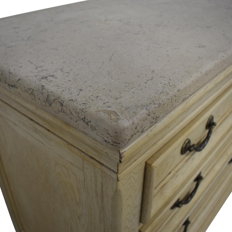 Buy Bernhardt Bernhardt Natural Three Drawer Dresser Online