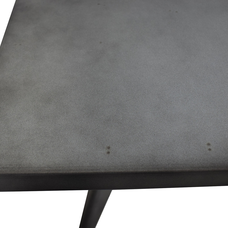 buy Metal Dining Table