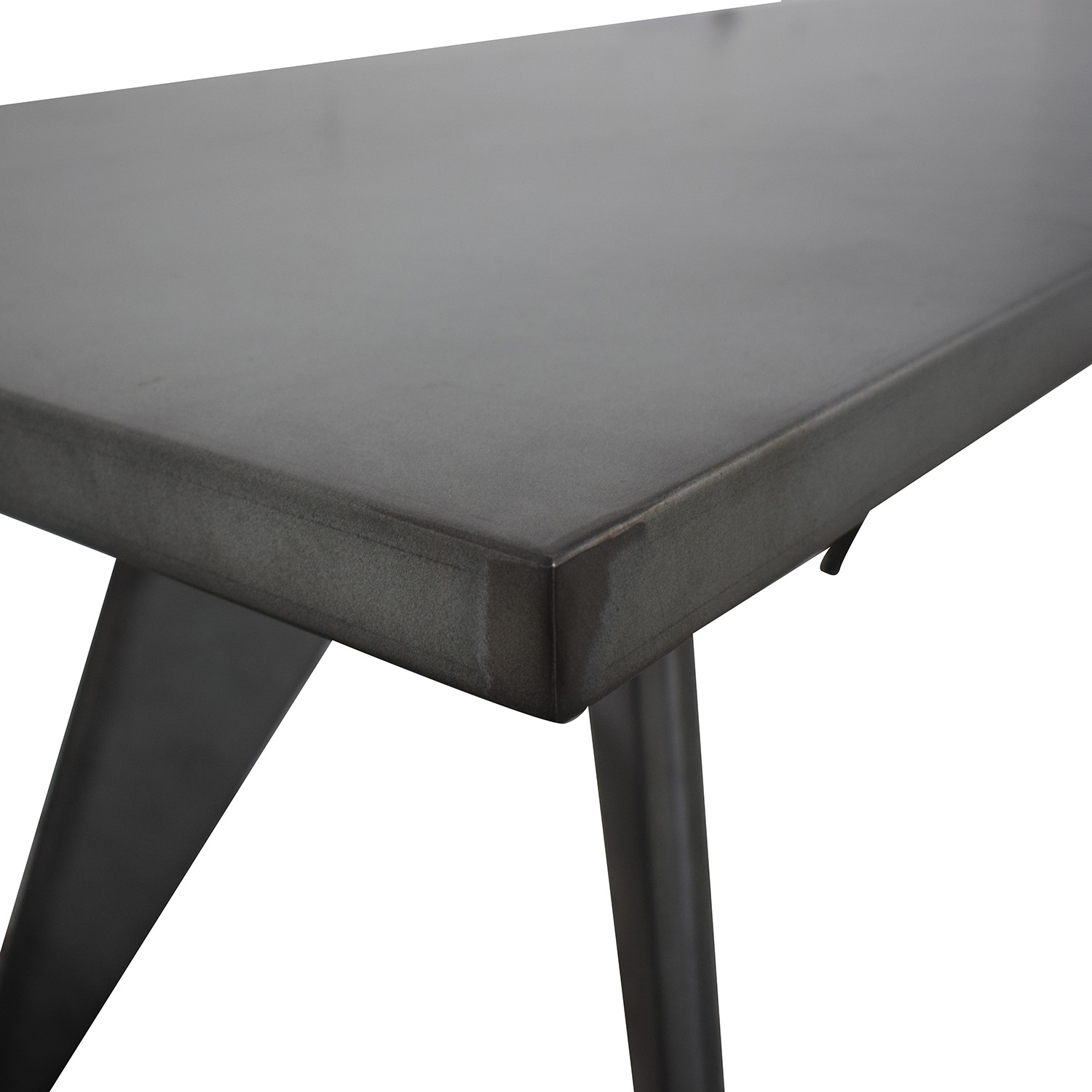Metal Dining Table for sale