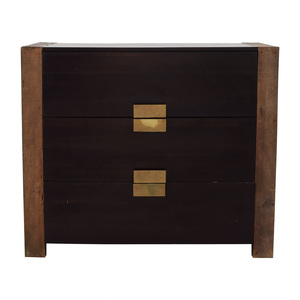 Restoration Hardware Restoration Hardware Three Drawer Dresser coupon