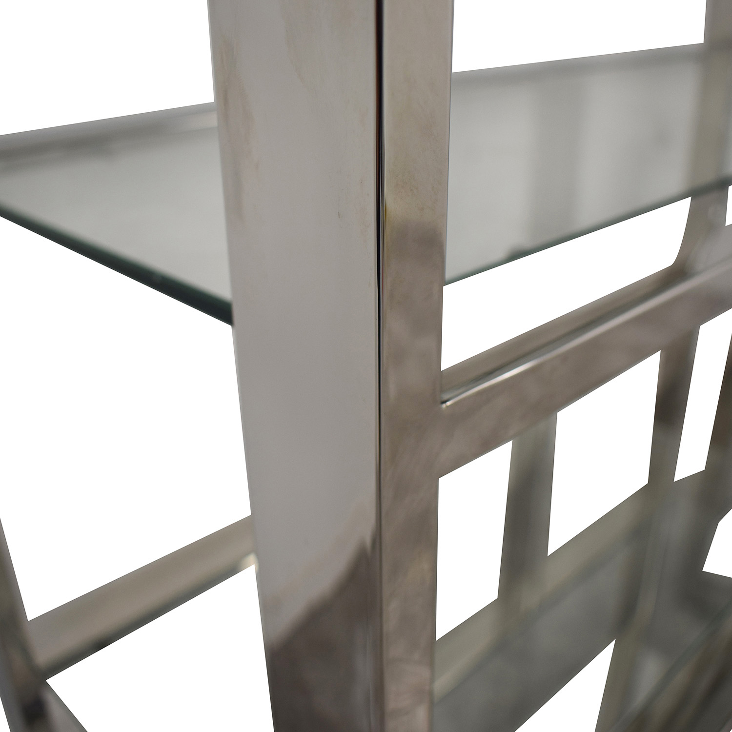 Chrome Bookcases coupon