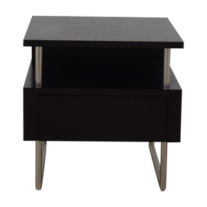 Calligaris Calligaris Single-Drawer End Table dimensions