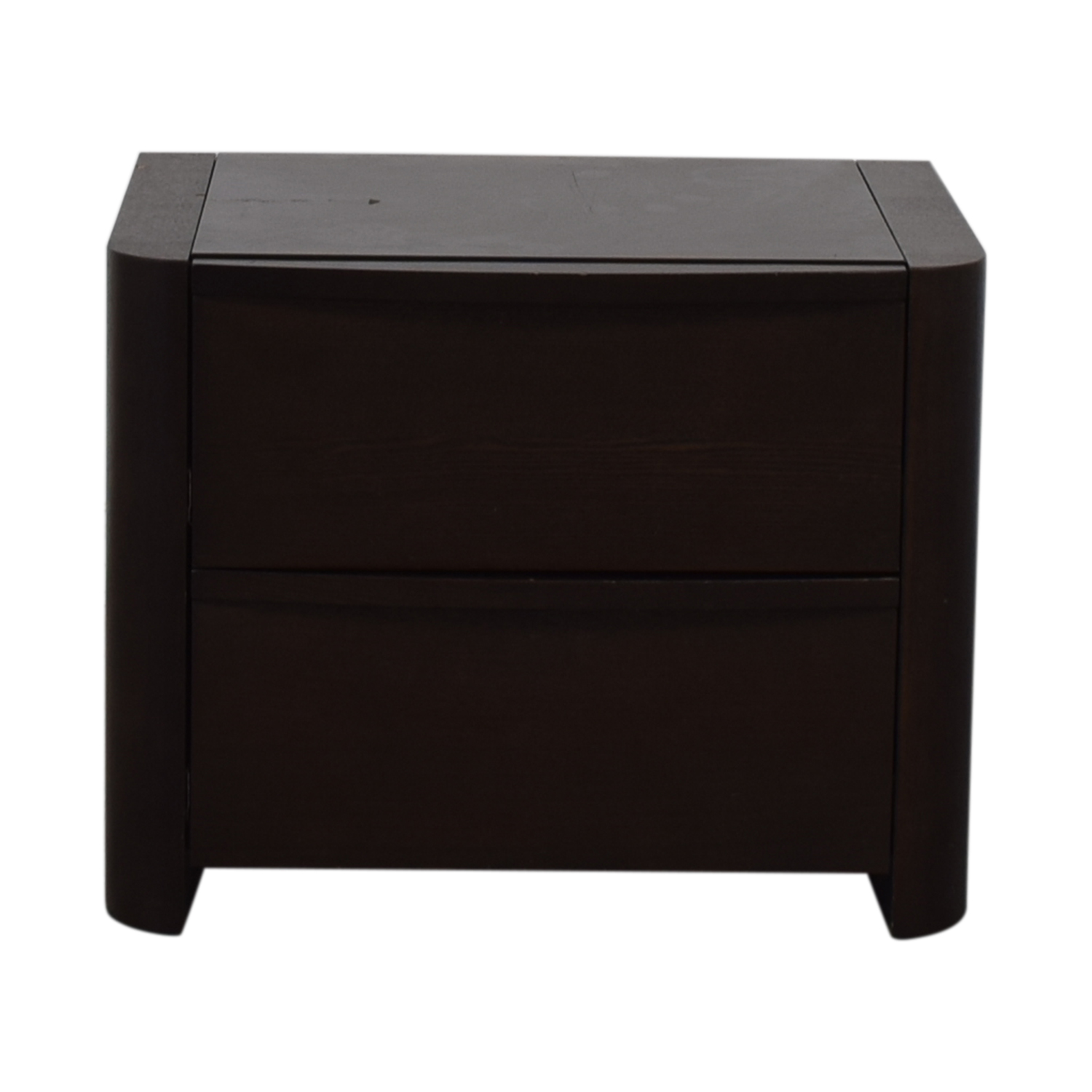 buy Calligaris Moon Two-Drawer Nightstand Calligaris Tables