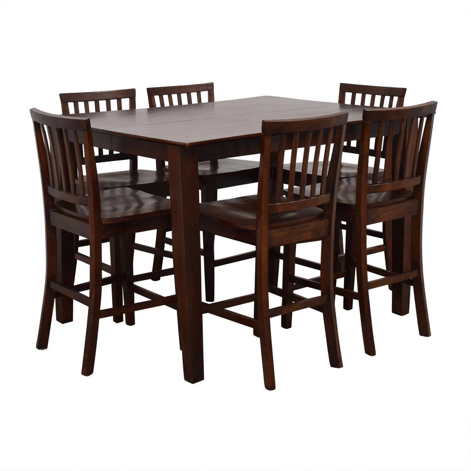 Bob's Discount Furniture Bob's Discount Furniture Extendable Dining Set second hand