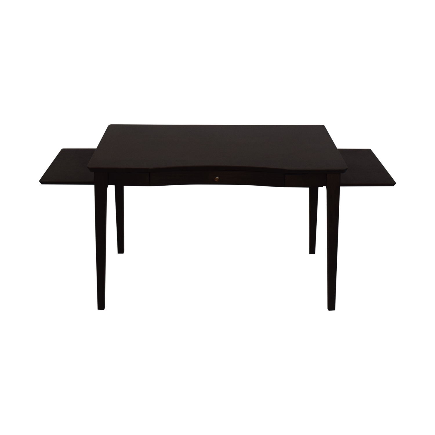 Calligaris Calligaris Modern Extendable Desk Dark Brown