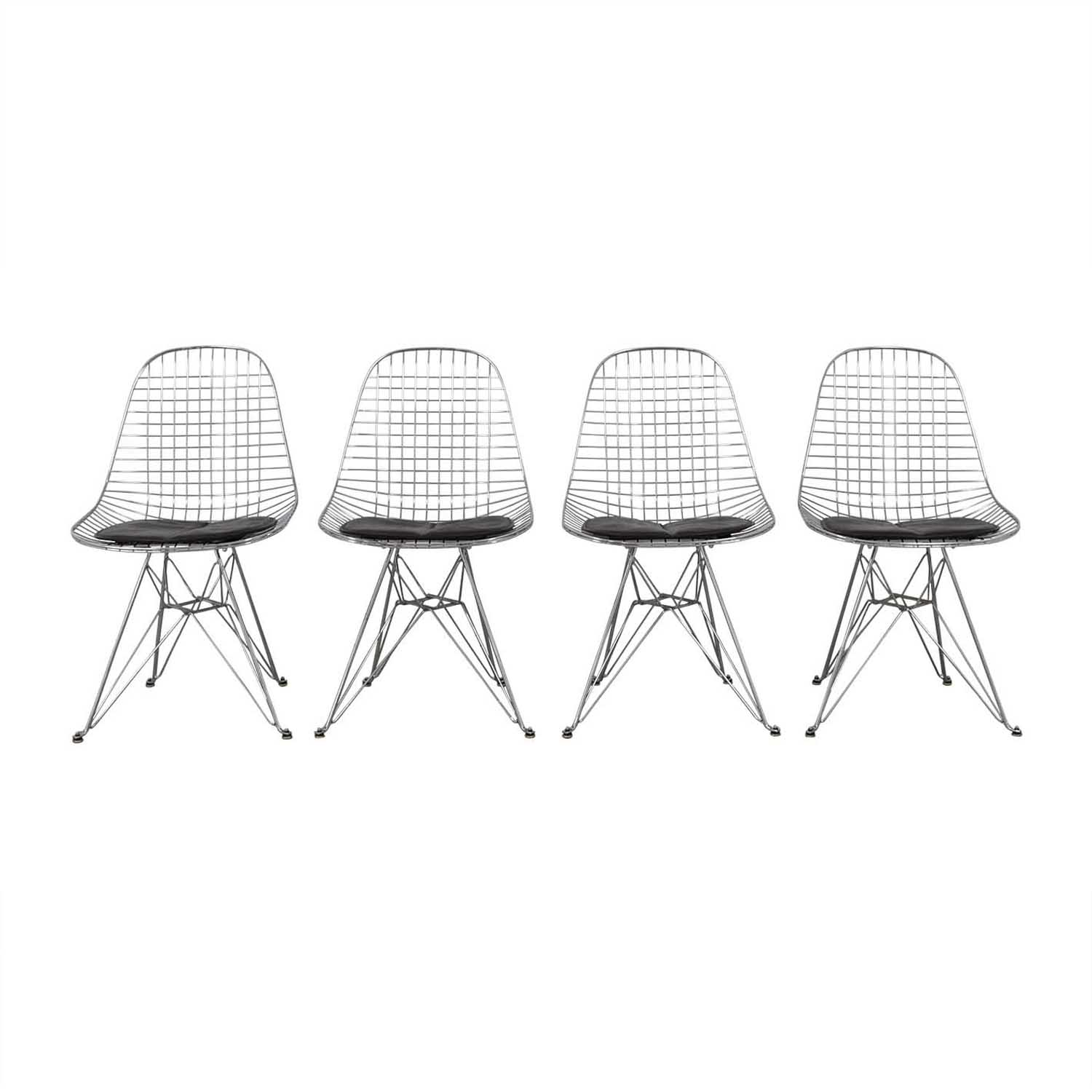 Modernica Modernica Eiffel Tower Wire Chairs Dining Chairs
