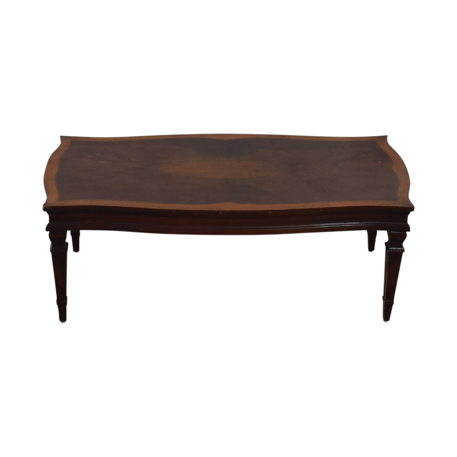 Antique Wood Coffee Table price