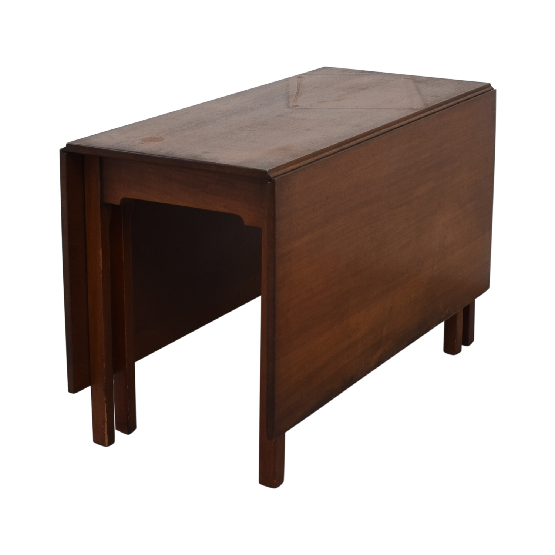 Kittinger Furniture Adjustable Dining Room Table sale