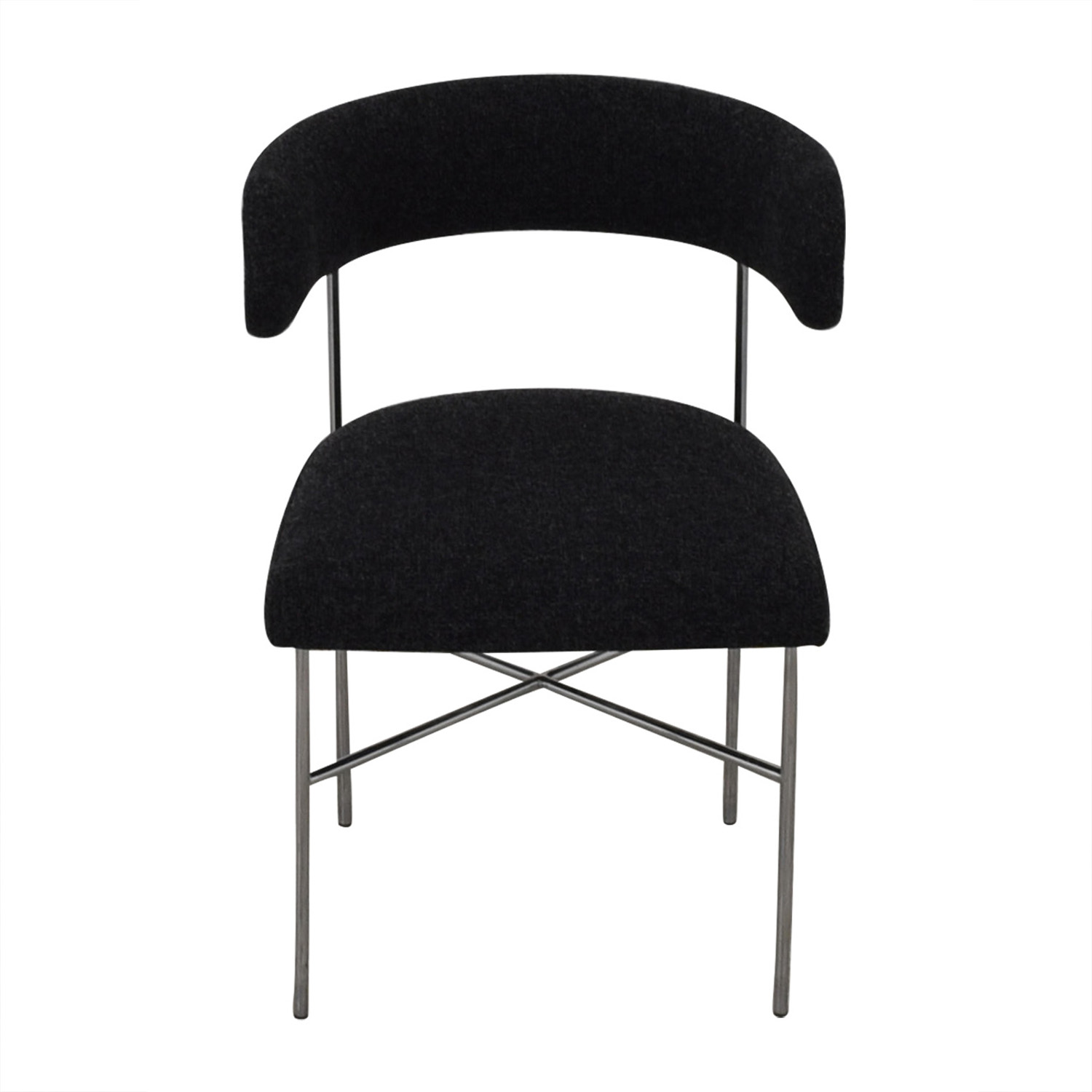 Interior Define Audrey Static Weave Dining Chair second hand