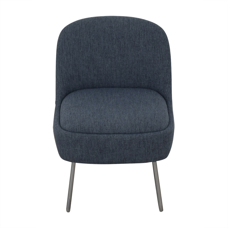 Interior Define Madeline Slipper Chair second hand