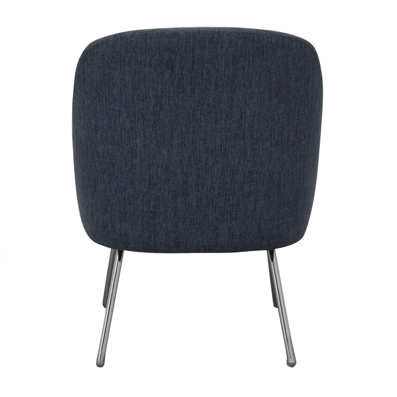 Interior Define Madeline Slipper Chair for sale