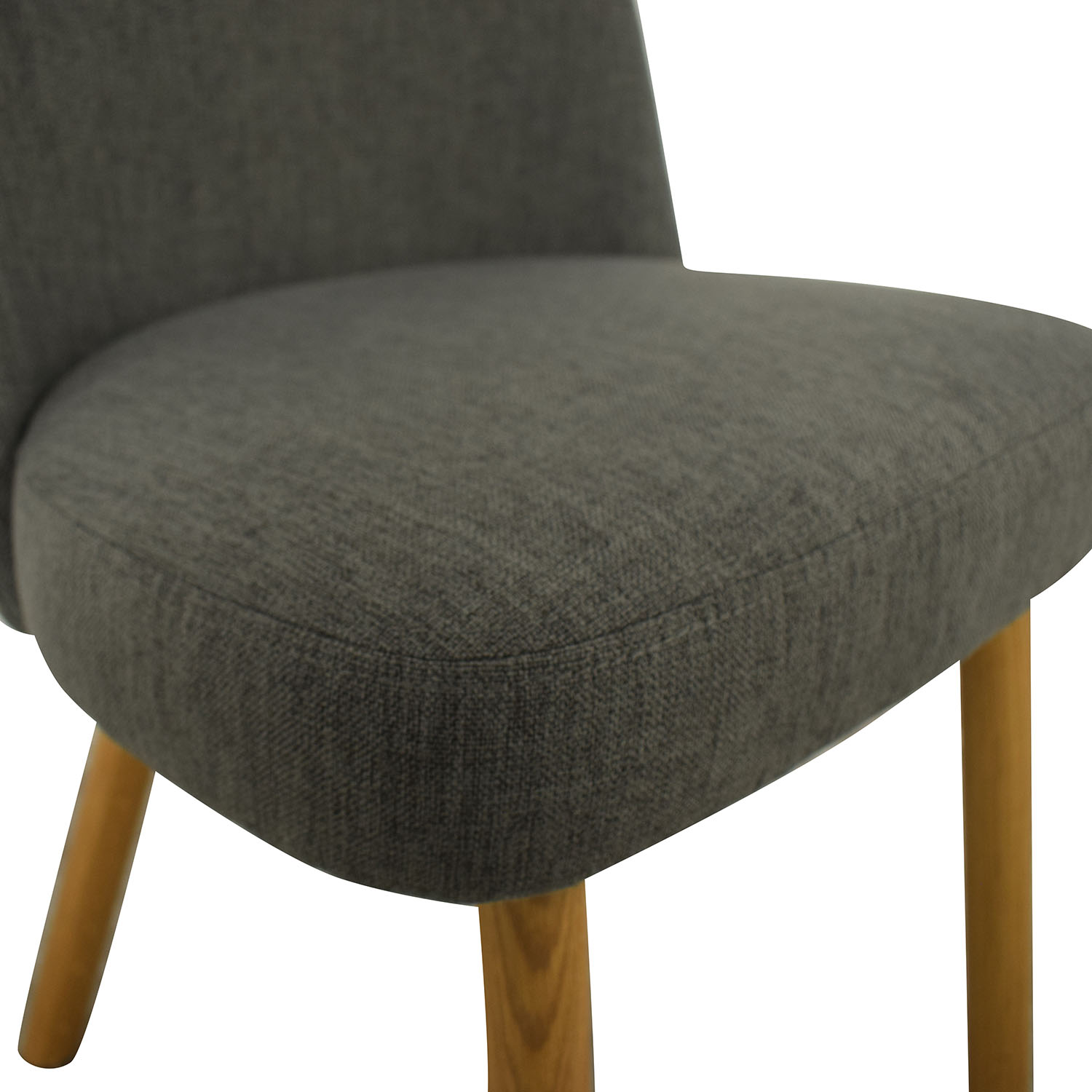 buy Dylan Cross Weave Mushroom Dining Chair Interior Define Dining Chairs