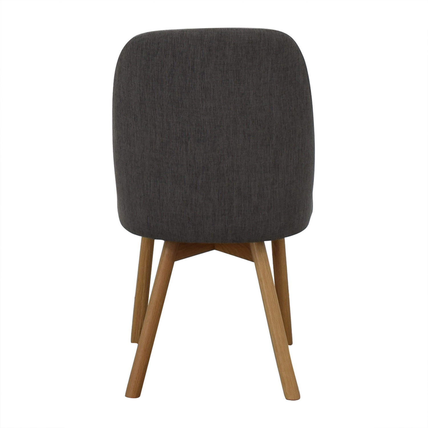 shop Dylan Cross Weave Mushroom Dining Chair Interior Define Chairs