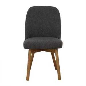 buy Dylan Cross Weave Mushroom Dining Chair Interior Define