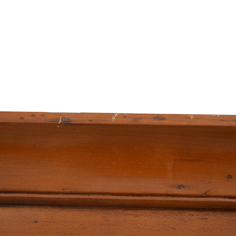 Mid-Century Corner Cupboard / Cabinets & Sideboards