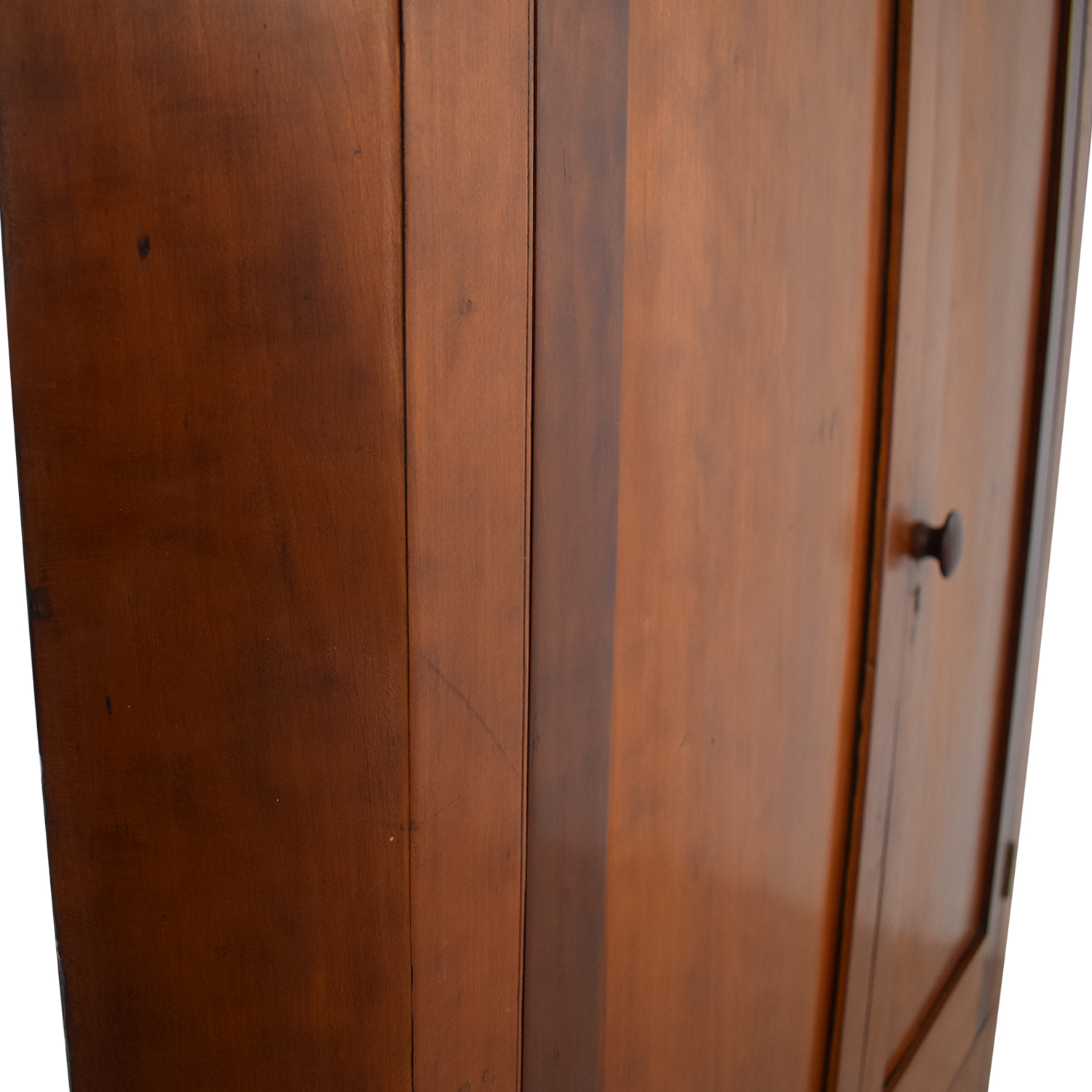 shop Mid-Century Corner Cupboard  Storage