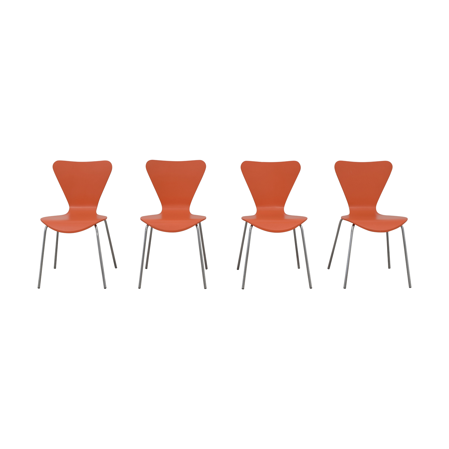Room & Board Room & Board Orange Chairs on sale