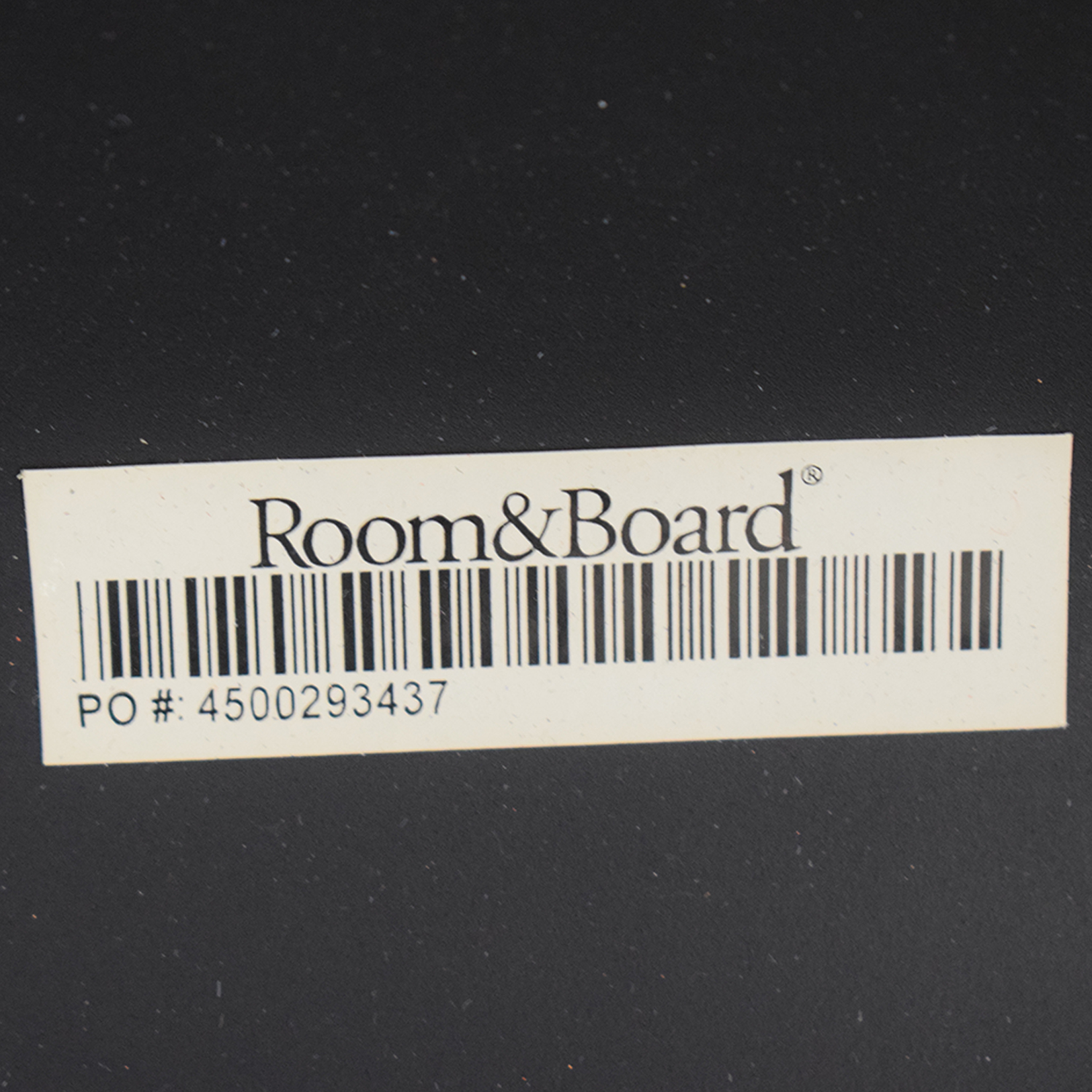 shop Room & Board Room & Board Black Chairs online