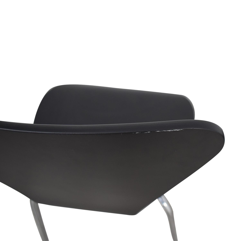 buy Room & Board Black Chairs Room & Board Chairs