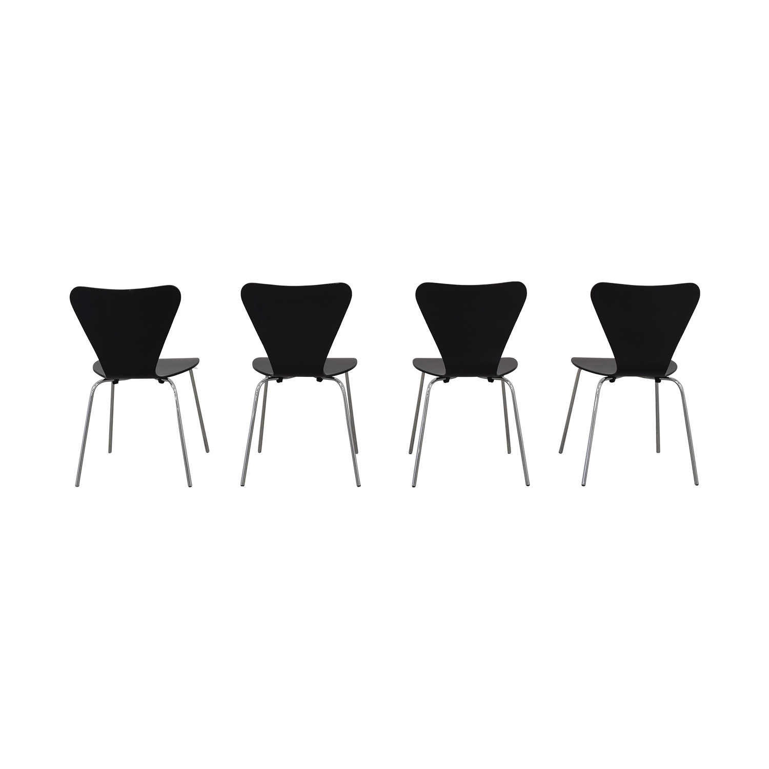 buy Room & Board Black Chairs Room & Board Dining Chairs