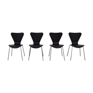 buy Room & Board Room & Board Black Chairs online
