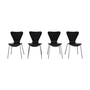 buy Room & Board Room & Board Black Chairs online