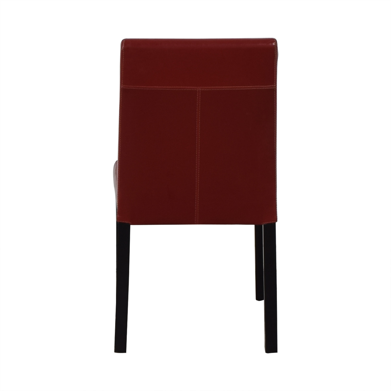 buy Crate & Barrel Pullman Accent Chair Crate & Barrel