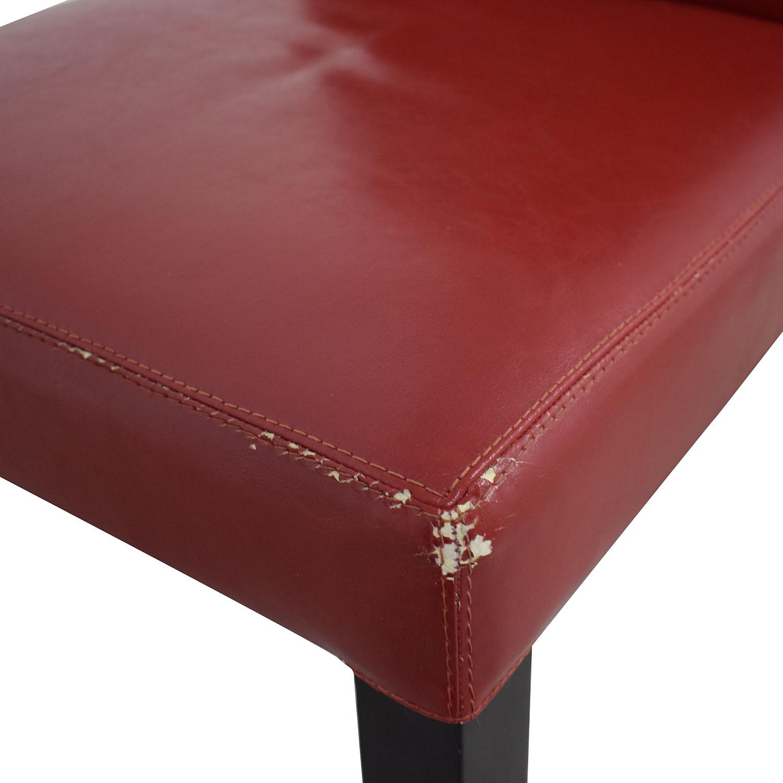 Crate & Barrel Crate & Barrel Pullman Accent Chair second hand