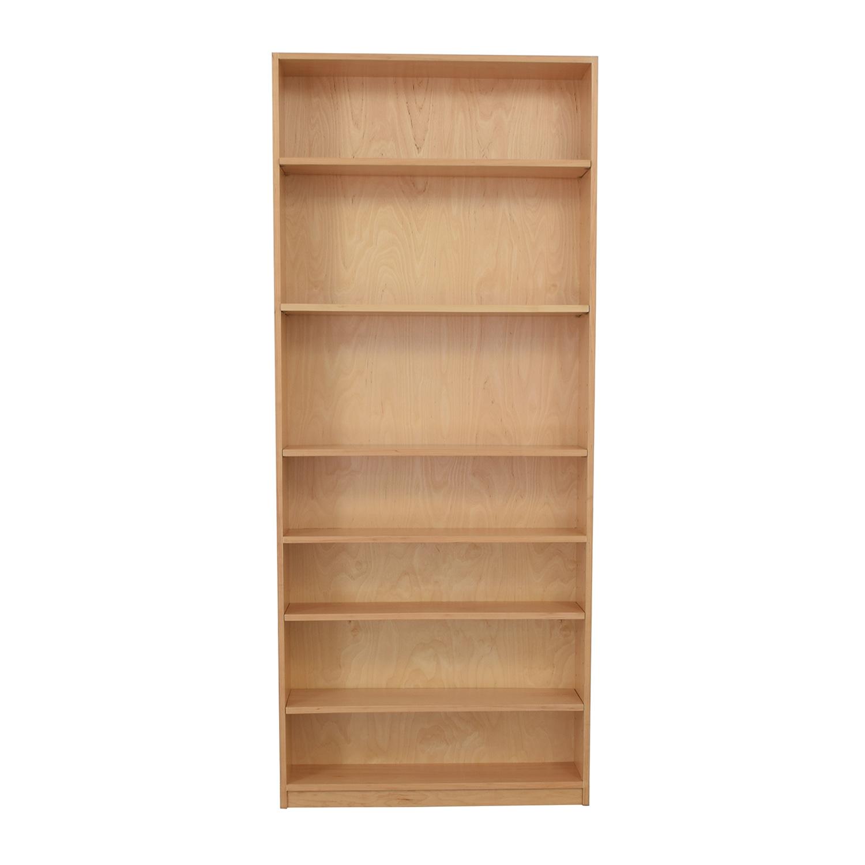 Natural Bookcase beige