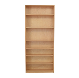 Natural Bookcase on sale