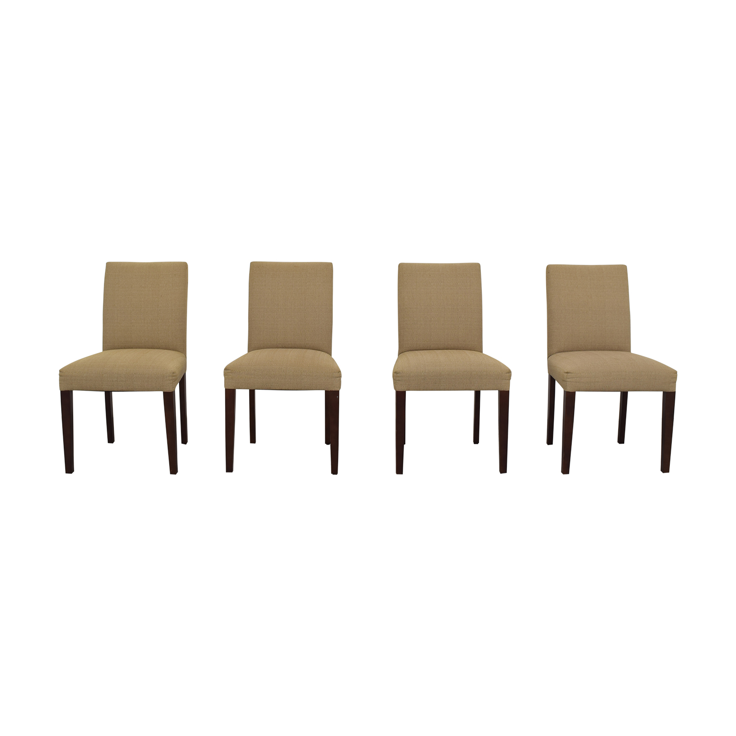 buy Room & Board Peyton Tan Dining Chairs Room & Board