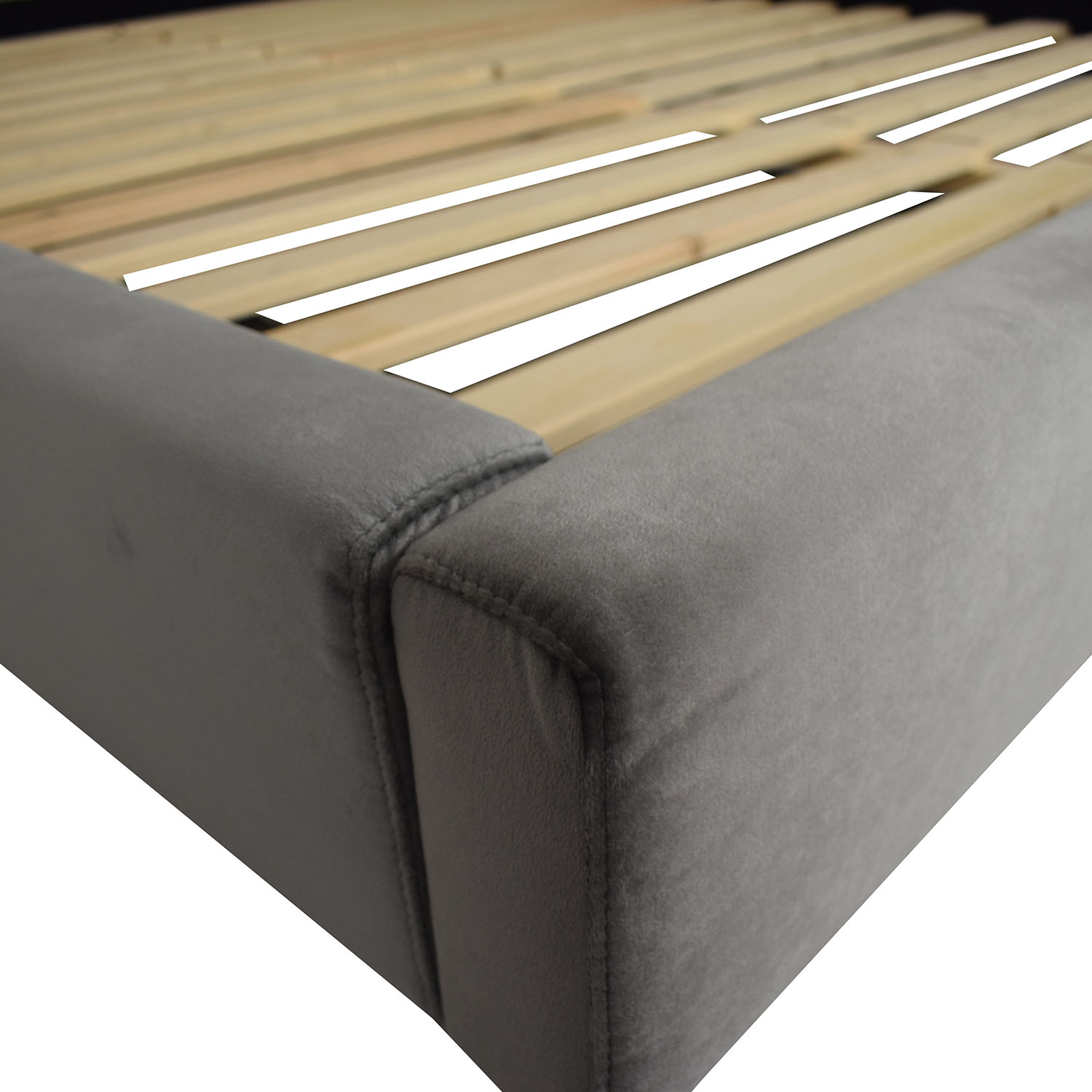 shop Oliver King High Headboard Bed Frame Interior Define Bed Frames