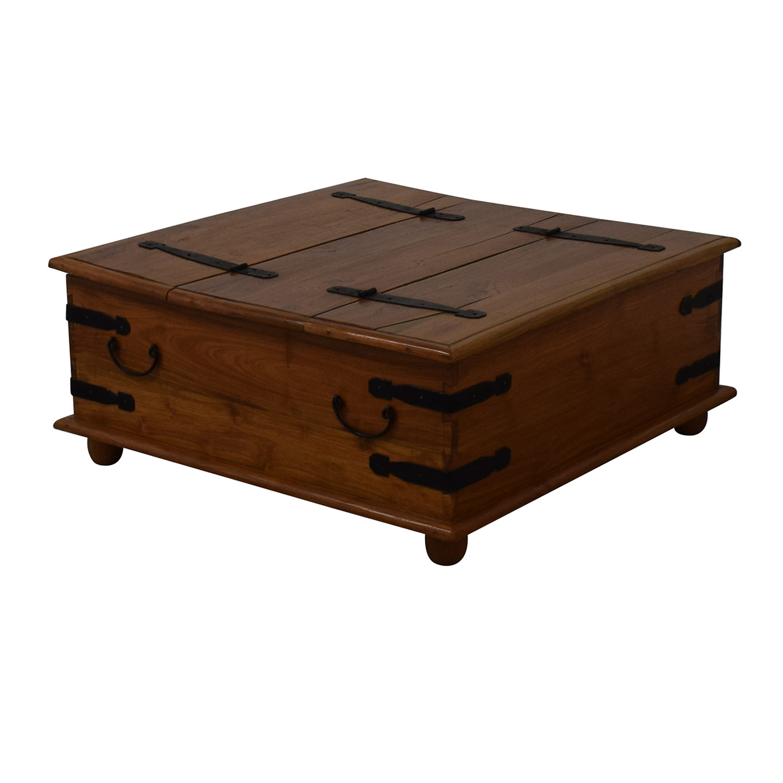 Macy's Macy's Storage Coffee Table Coffee Tables